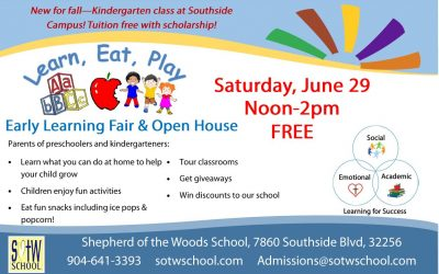 Early Learning Fair and Open House